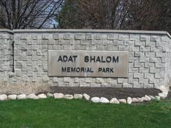 Adat Shalom Memorial Park
