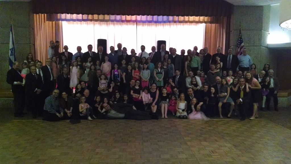 Adat Shalom Daddy Daughter Dance