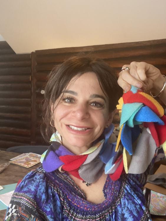 Rabbi Shere scarf