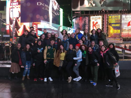 Teen Trip to NYC 2018